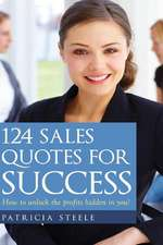 124 Sales Quotes for Success