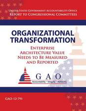 Organizational Tranformation
