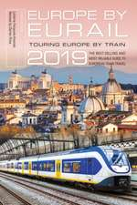 EUROPE BY EURAIL 2018 TOURING