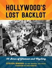 HOLLYWOODS LOST BACKLOT 40 ACRPB