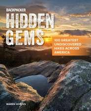 Backpacker Hiking Hidden Gems