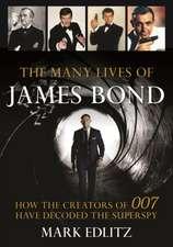 MANY LIVES OF JAMES BOND