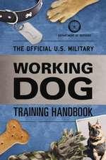 US MILITARY WORKING DOG TRAINIPB