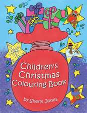 Children's Christmas Colouring Book