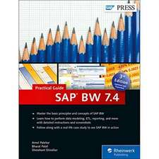 SAP BW 7.4-Practical Guide
