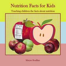 Nutrition Facts for Kids