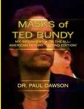 Masks of Ted Bundy