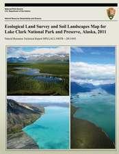 Ecological Land Survey and Soil Landscapes Map for Lake Clark National Park and Preserve, Alaska, 2011