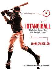 Intangiball:  The Subtle Things That Win Baseball Games