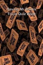 Saving MR Banks Trivia Quiz Book