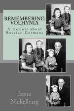 Remembering Volhynia