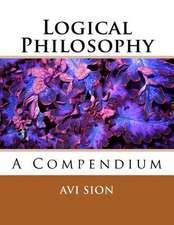 Logical Philosophy