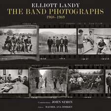 The Band Photographs:  Basic Hardcover Edition