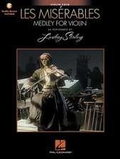 Les Miserables (Medley for Violin Solo)