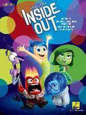 Inside Out:  Music from the Disney Pixar Motion Picture Soundtrack