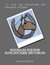 Equiglas Equine Suncatcher Patterns