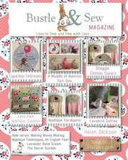 Bustle & Sew Magazine February 2014