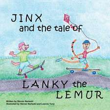 Jinx and the Tale of Lanky the Lemur