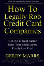 How to Legally Rob Credit-Card Companies