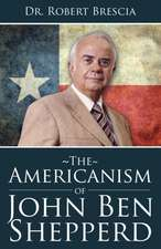 The Americanism of John Ben Shepperd