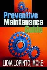 Preventive Maintenance Guide