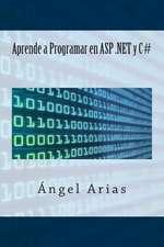 Aprende a Programar En ASP .Net y C#