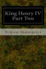 King Henry IV Part Two