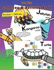 [ Two Yehs ] Coloring & Activity Book - Animal 2