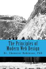 The Principles of Modern Web Design