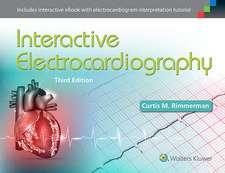Interactive Electrocardiography. Rimmerman Electrocardiografie - EKG