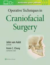 Operative Techniques in Craniofacial Surgery