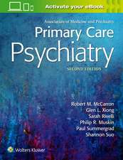 Primary Care Psychiatry