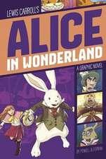 Alice in Wonderland, Roman grafic