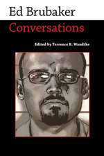 Ed Brubaker: Conversations