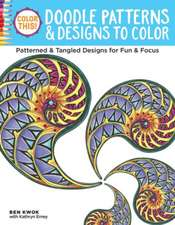 Color This! Doodle Patterns & Designs to Color