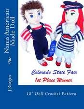 Nanas American Made Doll