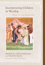 Incorporating Children in Worship