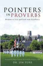 Pointers in Proverbs
