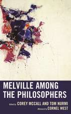 MELVILLE AMONG THE PHILOSOPHERPB