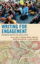 WRITING FOR ENGAGEMENT RESPONCB