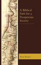 Biblical Path to Prosperity