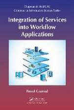 Integration of Services Into Workflow Applications:  A Modern Approach