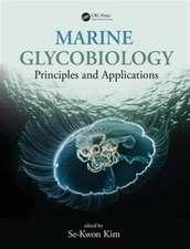 Marine Glycobiology