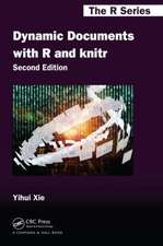 Dynamic Documents with R and Knitr, Second Edition:  An Introduction to the Thermophysics of Vaporization and Condensation Processes in Heat Transfer Equipment, Third