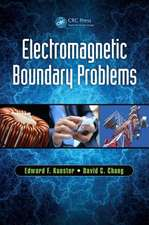 Electromagnetic Boundary Problems
