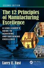 The 12 Principles of Manufacturing Excellence
