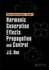Harmonic Generation Effects Propagation and Control