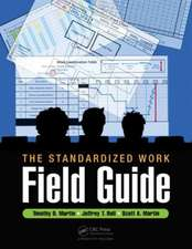 The Standardized Work Field Guide