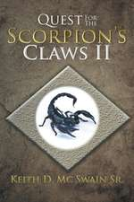 Quest for the Scorpion's Claws II