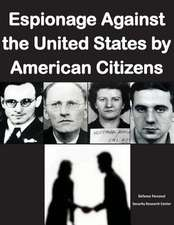 Espionage Against the United States by American Citizens G1352